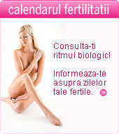 Calendarul fertilitatii